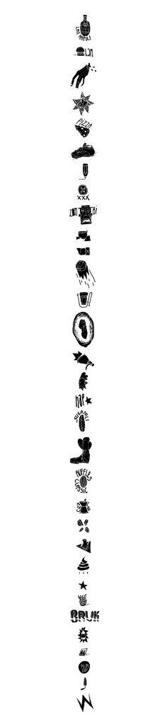 Grunge Logos on Behance
