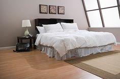 Mohawk Prosperous x x Luxury Vinyl Plank in Noce Cama Queen Size, Queen Size Bedding, Bedding Sets, Luxury Vinyl Tile, Luxury Vinyl Plank, Wood Laminate Flooring, Vinyl Flooring, Mohawk Flooring, Tile Flooring