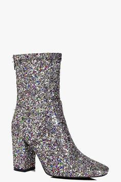 Glitter Boots - 15 Glitter Boots That Are Guaranteed to Make Your Shoe Game Lit