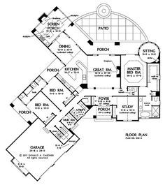 English Country Style House Plans 7567 Square Foot Home