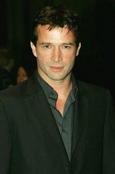 James Purefoy arrives at the Sky Movies Screening of 'Vanity Fair,' London 2004