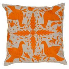 Showcasing a chic linen cover and artful cotton detail, this eye-catching pillow from Beth Lacefield adds a plush pop of color to your sofa or favorite arm chair.  Product: PillowConstruction Material: Linen and cottonColor: Cobble stone and golden ochreFeatures:  Insert includedMade in India Cleaning and Care: Blot stains