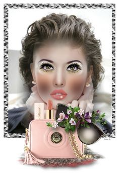 Spring Makeover with the Face from Details😀 No Limit,New Sets Use the Face from Details and Do a Makeover😀 Very good If you put In a Bag from Fereti and a Lip. Fashion Templates, Silk Scarves, Detail, Spring, Face, Polyvore, Design, Color Combinations, Faces