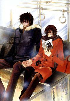 Junjou Romantica (Junjou  Egoist)  Chapter 6