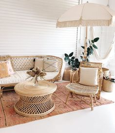Discover our key ideas, to create an ethnic style garden furniture. room Deco # # development by rhinov_ Decorating Your Home, Interior Decorating, Decorating Games, Living Room Decor, Living Spaces, Living Rooms, Style Deco, Mid Century House, Home Fashion