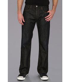 Levi's® 569® Loose Straight Day Run Medium Blue - 6pm.com