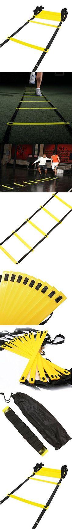 YIMAN Soccer Training Agility Ladder 20 Rung