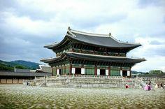 서울 경복궁 근정전