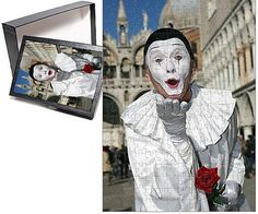 Photo Jigsaw Puzzle of People wearing masks and costumes at the Venice Carnival Prints Prints Prints http://www.amazon.com/dp/B00G37EHYY/ref=cm_sw_r_pi_dp_8GMOwb05D9B15