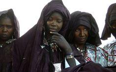 """Tuareg ""People of the Veil - Horniman Museum"