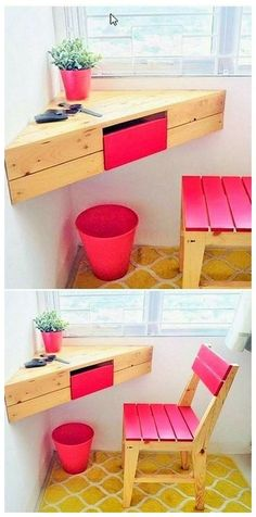 8 Beautiful Pallet Furniture Designs For Your Next Project.- 8 Beautiful Pallet Furniture Designs For Your Next Project 8 Beautiful Pallet Furniture Designs For Your Next Project # - Pallet Furniture Designs, Wooden Pallet Furniture, Furniture Projects, Wood Pallets, Furniture Making, Diy Furniture, Furniture Plans, Mirror Furniture, Furniture Websites