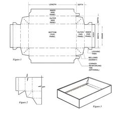 9 best folding carton images on pinterest boxes box patterns and opac packaging folding cartons maxwellsz