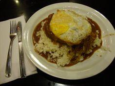 #LOCOMOCO #hawaiian #food