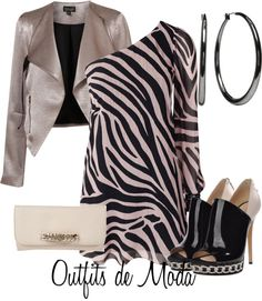 """""""Disco"""" by outfits-de-moda2 ❤ liked on Polyvore"""