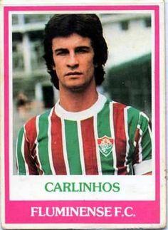 Carlinhos por Tricolor1984 - Ex-jogadores do Flu - Fotos do Fluminense, A maior galeria de fotos dos torcedores do Fluminense. Publique a foto da sua torcida