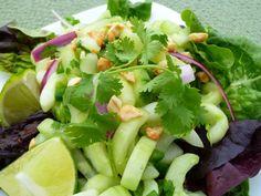 Thaise komkommersalade recept - Recepten van Allrecipes