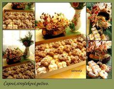Čajové, sladučké pečivo (fotorecept) - My site Czech Recipes, Cookies, Anna, Kitchens, Biscuits, Cookie Recipes, Cookie, Cakes, Biscuit