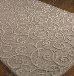 APPROVED 2.18.16 DINING ROOM RUG: Uttermost Vienna Dark Taupe