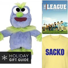 The League TV Show Gifts someone please get me one of these