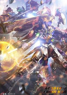 Gundam Cross War Mobile Phone Size Wallpapers - Gundam Kits Collection News and Reviews