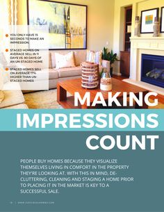 Just Local Homes' Home Seller Guide Excerpt #SRVUSD #forsale #openhouse