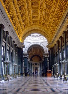 One of the halls in the Capitolio building, Havana, Cuba.  Photo: Craig ! via Flickr