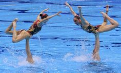 Synchronized Swimming: Team Free Final