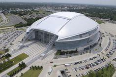 Home of the Dallas Cowboys!