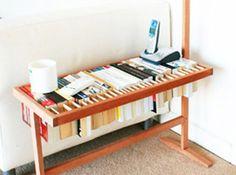 the Unusual Bookcase