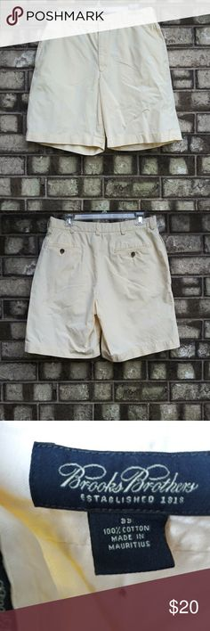 Clothing, Shoes & Accessories Frugal Mens Quiksilver Shorts Sz 34 Color Khaki Pre Owned Matching In Colour