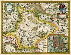 vroege kaart