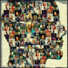 When your head feels full of people... www.DiscussingDissociation.com is the place for you.
