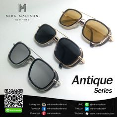 This Antique Series - Mira Madison Sunglasses