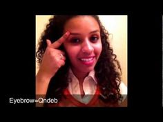 ▶ Learn Amharic Body Parts And More - YouTube