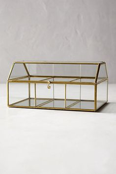 Arca Jewelry Box in rectangle - anthropologie.com