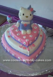 hello kitty birthday cake Awesome Cakes at Pump It Up