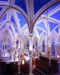 St Mary Basilica Natchez, Mississippi.  My First Communion, Confirmation, Graduation, Wedding and Emma's Baptism.