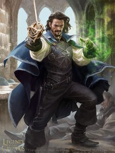 Musketeer - Advanced Version - Applibot - Legend of the Cryptids