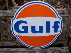 12 Best Gulf Station signs images in 2014 | Gas station, Old
