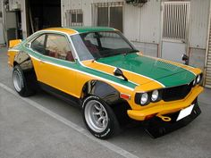 RX3 OVERFENDERS
