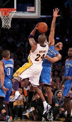Kobe!