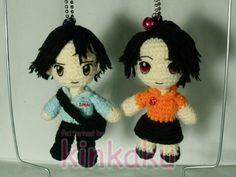 character : 4 Inches Couple by ~kinkaku on deviantART