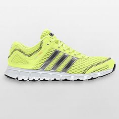adidas lime green climacool shoes