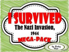 I Survived the Nazi Invasion, 1944 Book Questions from Inspire the ...