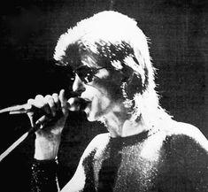 Mick Ronson, Just Deal With It, Aladdin Sane, Ziggy Stardust, Halloween Jack, Sound & Vision, George Michael, David Jones, David Bowie