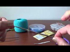 """""""Strumenti"""" per creare gioielli al chiacchierino...rispondo alle vostre domande! Needle tatting - YouTube"""