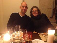 To skønne mennesker: Ildsjæl Rene og gruppeleder Karina. #Odense #roadtrip