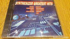 SYNTHESIZER / GREATEST HITS / CD / DIVUCSA - 1990 / 14 TEMAS / PRECINTADO.