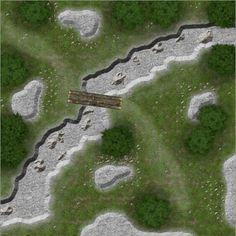 Dundjinni Mapping Software - Forums: River Chasm/Valley/Trench