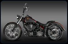 PM | 2007 FLSTF Fatboy Custom Motorcycle